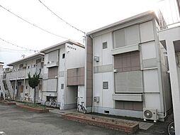 大阪府門真市末広町の賃貸アパートの外観