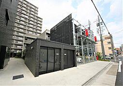 共用部 ごみ置き場と機械式駐車場。2019.5月