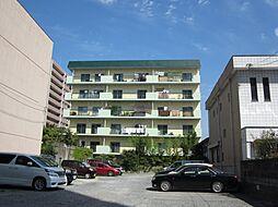 グリーンマンション中央町[1階]の外観