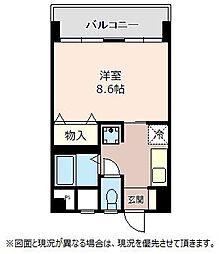LB鴻巣駅前ビル[303号室]の間取り