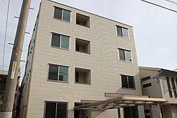 アーバンテラス東千田[2階]の外観