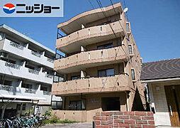 ドゥウェル五軒家[2階]の外観
