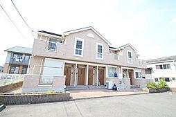 愛知県名古屋市南区南野2丁目の賃貸アパートの外観