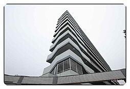 広島県福山市日吉台2丁目の賃貸マンションの外観