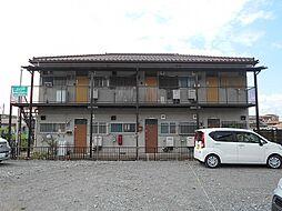 第2ひばり荘[1階]の外観