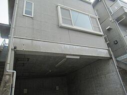 東京都大田区南千束1丁目の賃貸アパートの外観