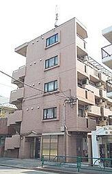 東京都杉並区松庵1丁目の賃貸マンションの外観