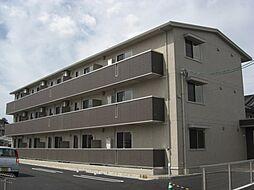 広島県福山市木之庄町1丁目の賃貸アパートの外観