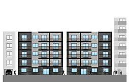 仮)北14東1マンション[3階]の外観