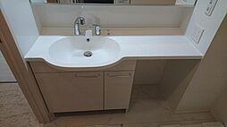 ファミユBの独立洗面台