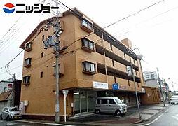 ハイツ平田[3階]の外観