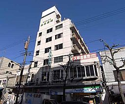 京都府京都市上京区千本通笹屋町上るの賃貸マンションの外観