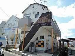 福岡県北九州市八幡西区大膳2丁目の賃貸アパートの外観