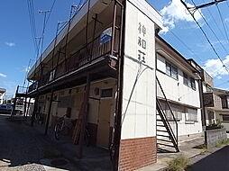 兵庫県明石市貴崎3丁目の賃貸アパートの外観