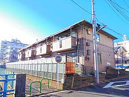 東京都練馬区大泉学園町1丁目の賃貸アパートの外観