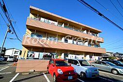 徳島県徳島市庄町5丁目の賃貸マンションの外観