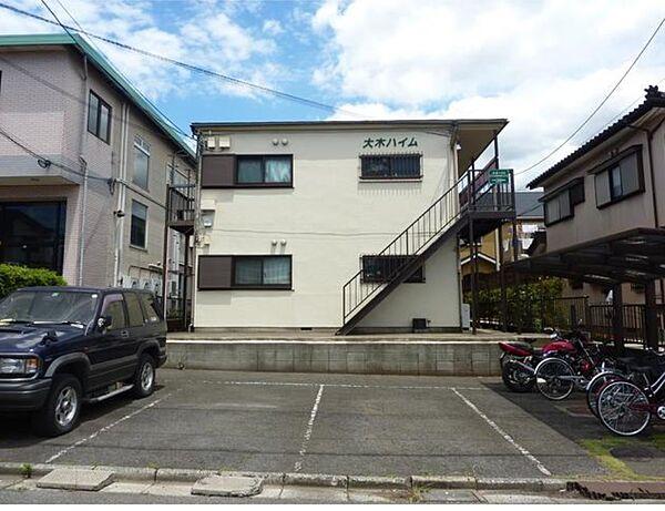 大木ハイム 1階の賃貸【神奈川県 / 藤沢市】