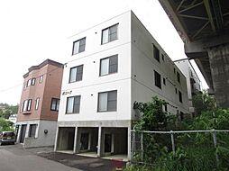 ポニー7[2階]の外観
