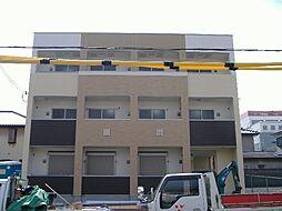 大阪府堺市堺区今池町4丁の賃貸アパートの外観