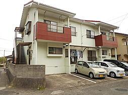 長崎県長崎市横尾2丁目の賃貸アパートの外観