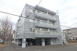 モアノース40[3階]の外観