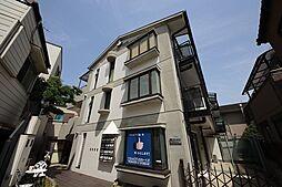 兵庫県西宮市学文殿町1丁目の賃貸マンションの外観