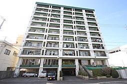 広島県広島市西区楠木町1丁目の賃貸マンションの外観