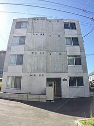 北海道札幌市手稲区手稲本町二条1丁目の賃貸マンションの外観