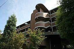 ポートボヌール[3階]の外観