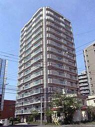 北海道札幌市白石区菊水四条3丁目の賃貸マンションの外観