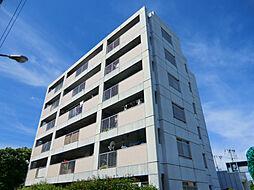 大阪府豊中市本町4丁目の賃貸マンションの外観