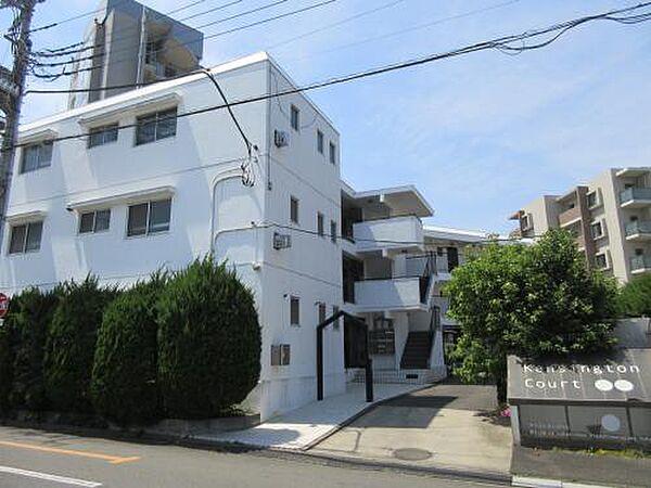 ケンジントンコート 3階の賃貸【東京都 / 東村山市】