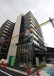 エステムコート難波WEST−SIDEVIIグローブ[8階]の外観