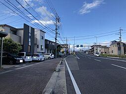 名鉄名古屋本線「新安城」駅 徒歩約14分と通勤通学にも便利