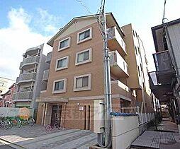 京都府京都市伏見区深草西浦町8丁目の賃貸マンションの外観