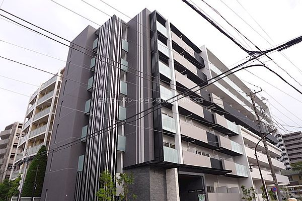 N residence SUMIYOSHI(エヌレジデンスス[305号室]の外観