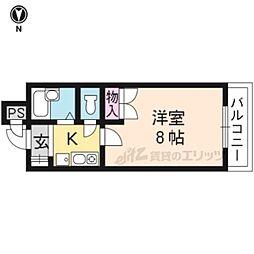 藤森駅 3.9万円