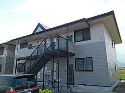 香川県善通寺市稲木町の賃貸アパートの外観