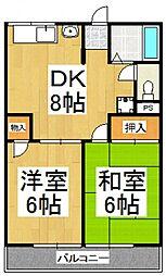 清瀬駅 5.0万円