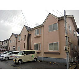 新潟県新潟市中央区網川原2丁目の賃貸アパートの外観