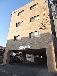広島県東広島市西条中央1の賃貸マンションの外観