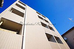 神奈川県茅ヶ崎市十間坂1丁目の賃貸マンションの外観