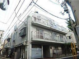 東京都世田谷区大原2丁目の賃貸マンションの外観
