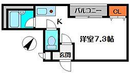 ペルソナ1[2階]の間取り