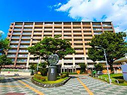 ルナコート富田林[6階]の外観