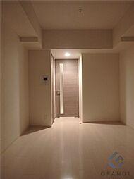 ララプレイス新大阪シエスタの洋室