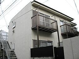 木村コーポ[101号室]の外観