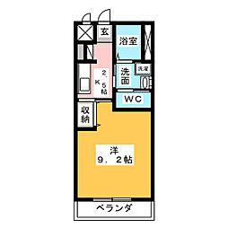 井野駅 4.4万円