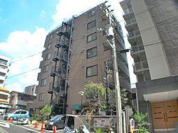 津賀マンション[602号室]の外観