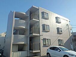 静岡県浜松市中区和合町の賃貸マンションの外観